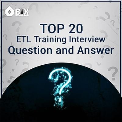 Etl Interview Questions