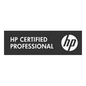 HP CERTIFIED PROFESSIONAL