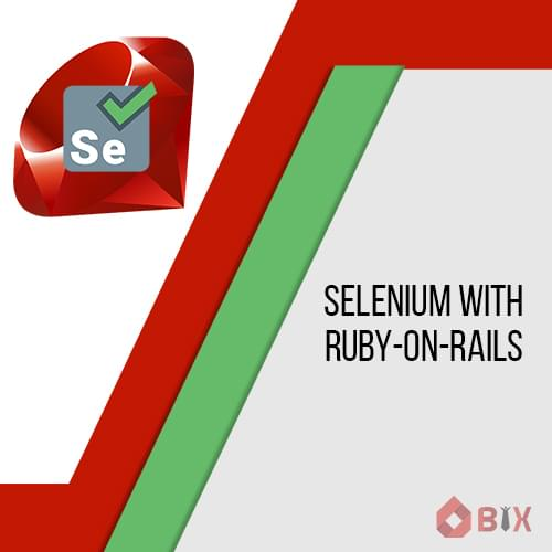 Selenium-With-Ruby-on-Rails